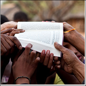 Local churches assist in Bible translation in the MiddleEast