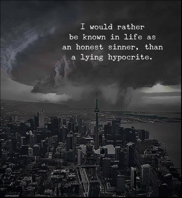 Honest Sinner
