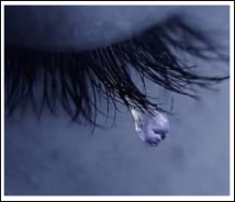 eyelash tear