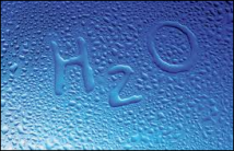 H2O Holy spirit water