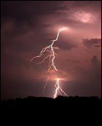 lightning Holy Spirit
