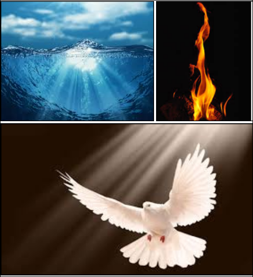 Names For The Holy Spirit