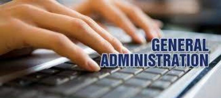 Administration Update John 26, DOL1